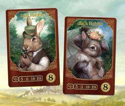 Raccoon Tycoon: Jack Rabbit Railroad