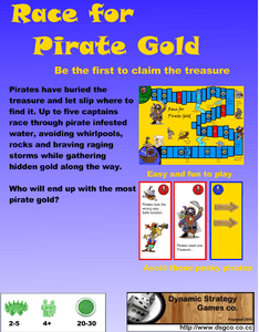 Race for Pirate Gold