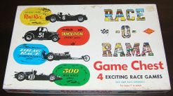 Race-O-Rama Game Chest