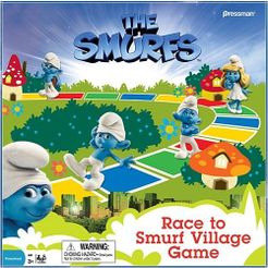 Race to Smurf Village