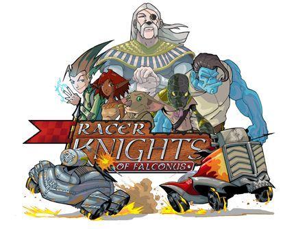 Racer Knights of Falconus