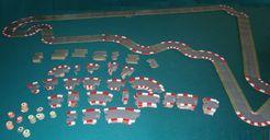 Racing Simulator Modular Track System
