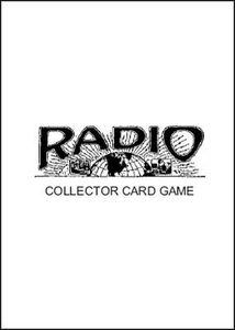 Radio Collector Card Game