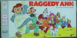 Raggedy Ann A Little Folks Game