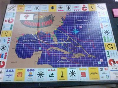 Raging Fury: The Hurricane Game