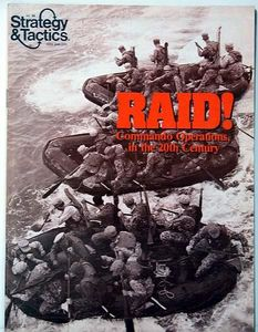 Raid! Commando Operations, in the 20th Century