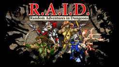 RAID: Random Adventures In Dungeons