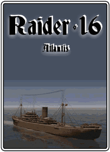 Raider 16: Atlantis