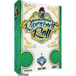Rail Raiders Infinite: Huckleberry's Riverboat Roll