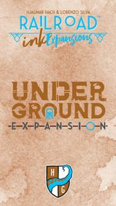 Railroad Ink: Underground Expansion Pack