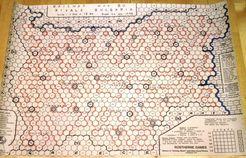 Railway Rivals Map BU: Bulgaria