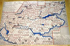 Railway Rivals Map CS: Central Scotland