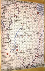 Railway Rivals Map IL: Illinois