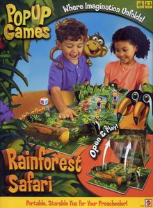 Rainforest Safari