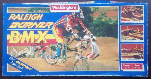 Raleigh Burner BMX Game