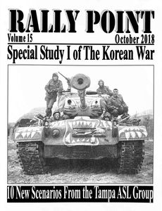 Rally Point Volume 15: Special Study I of the Korean War