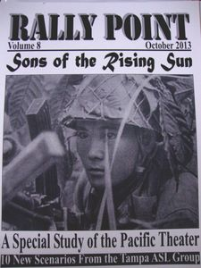 Rally Point Volume 8: Sons of the Rising Sun