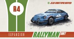 Rallyman: DIRT – R4
