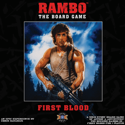 Rambo: The Board Game – First Blood