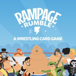 Rampage Rumble: A Wrestling Card Game