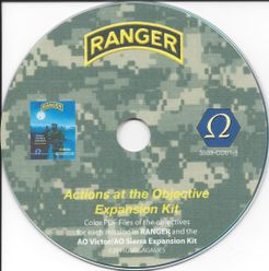 Ranger: Actions at the Objective Expansion Kit