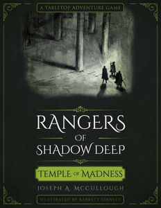Rangers of Shadow Deep: Temple of Madness