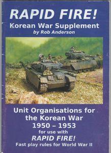 Rapid Fire! Korean War Supplement