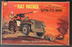 Rat Patrol Spin-To-Win