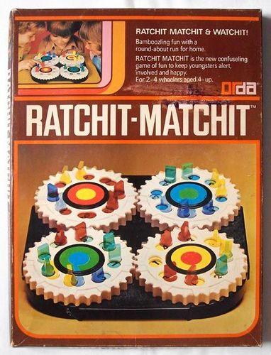 RATCHIT-MATCHIT