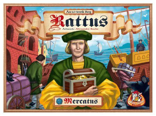 Rattus: Mercatus