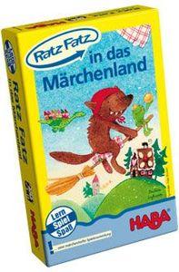 Ratz Fatz in das Märchenland