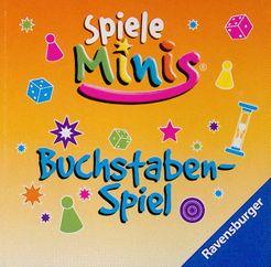 Ravensburger Spiele Minis: Buchstaben-Spiel