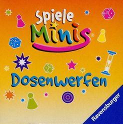Ravensburger Spiele Minis: Dosenwerfen