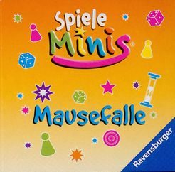 Ravensburger Spiele Minis: Mausefalle