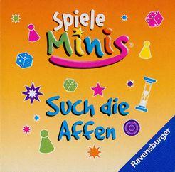 Ravensburger Spiele Minis: Such Die Affen