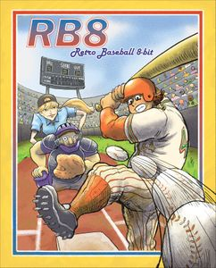 RB8 Retro Baseball 8-bit