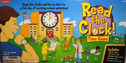 Read the Clock! Time Game