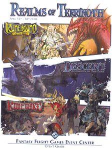 Realms of Terrinoth: Descent / Runewars Scenarios
