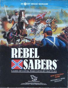 Rebel Sabers: Civil War Cavalry Battles