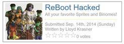 Reboot Hacked