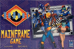 ReBoot Mainframe Game