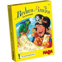 Rechen-Piraten: Das Kartenspiel