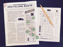 Recycling Route