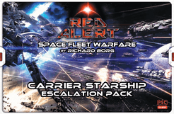 Red Alert: Space Fleet Warfare – Carrier Starship Escalation Pack