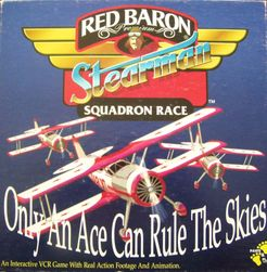 Red Baron Stearman Squadron Race