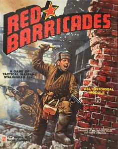 Red Barricades: ASL Historical Module 1