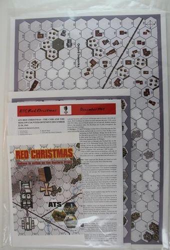 Red Christmas II: ATS