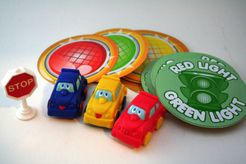 Red Light Green Light Card Game