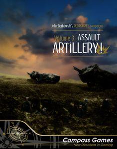 Red Poppies Campaigns: Volume 3 – Assault Artillery: La Malmaison