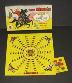 Red Ryder's 3 Game Set